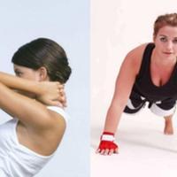 瘦身运动有很多 4种方式带您减肥