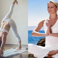 【图】丰富多彩的瑜伽动作提升气质的好选择