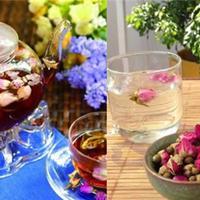 【图】花茶搭配方法让你喝出健康身体