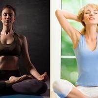 学习瑜伽动作 练出更美丽的自己
