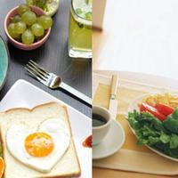 早餐搭配典范 这么吃让你想不苗条都难