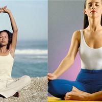 【图】瘦身瑜伽动作分享助你塑造完美体形