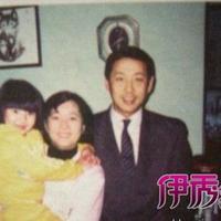 网友曝陈道明与女儿合影父慈女孝其乐融融(图)