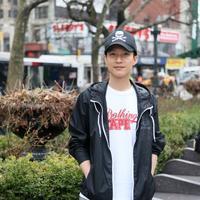陈楚生赴纽约潜心充电:给自己时间找自己