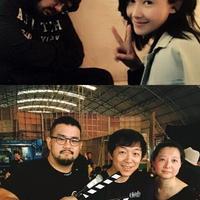 """【图】徐静蕾与黄渤主演电影杀青不小心中了《琅琊榜》的""""毒"""""""