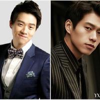 【图】魏大勋成首位签约JYP的中国演员与李沁组cp虐死单身狗