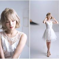【图】《少女时代》泰妍新专辑写真震撼袭来性感身材令人喷鼻