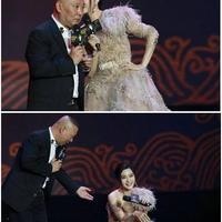 【图】郭德纲携手著名女星范冰冰开直播受关注携手娇妻出席活动获赞