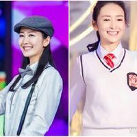 【图】最新一期《快乐大本营》邀请了王鸥谢娜在节目中直播卸妆