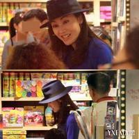 【图】李嘉欣与老公带儿子现身玩具店网上晒照甜蜜庆祝结婚八周年