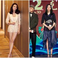 【图】辣妈姚晨登顶亚洲最时尚面孔性感大嘴艳压国际影后成黑马