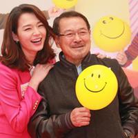 【图】刘丹称杨幂年前与刘恺威回港过新年透露小糯米更黏父亲